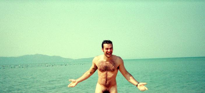A la deriva la desnudez