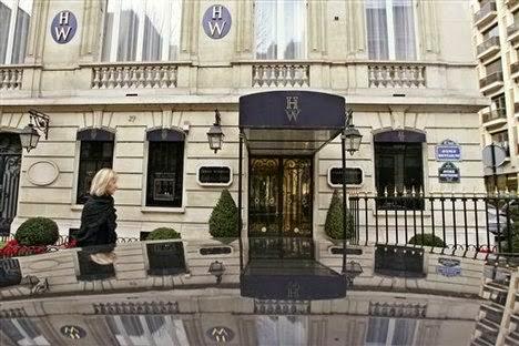Harry Winston Paris Robbery