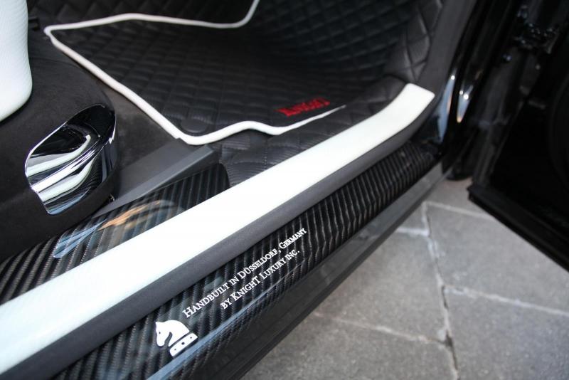 カーボンで武装した超豪華なマイバッハのコンプリートモデル