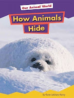 bookcover of How Animals Hide by Karen Latchana Kenney