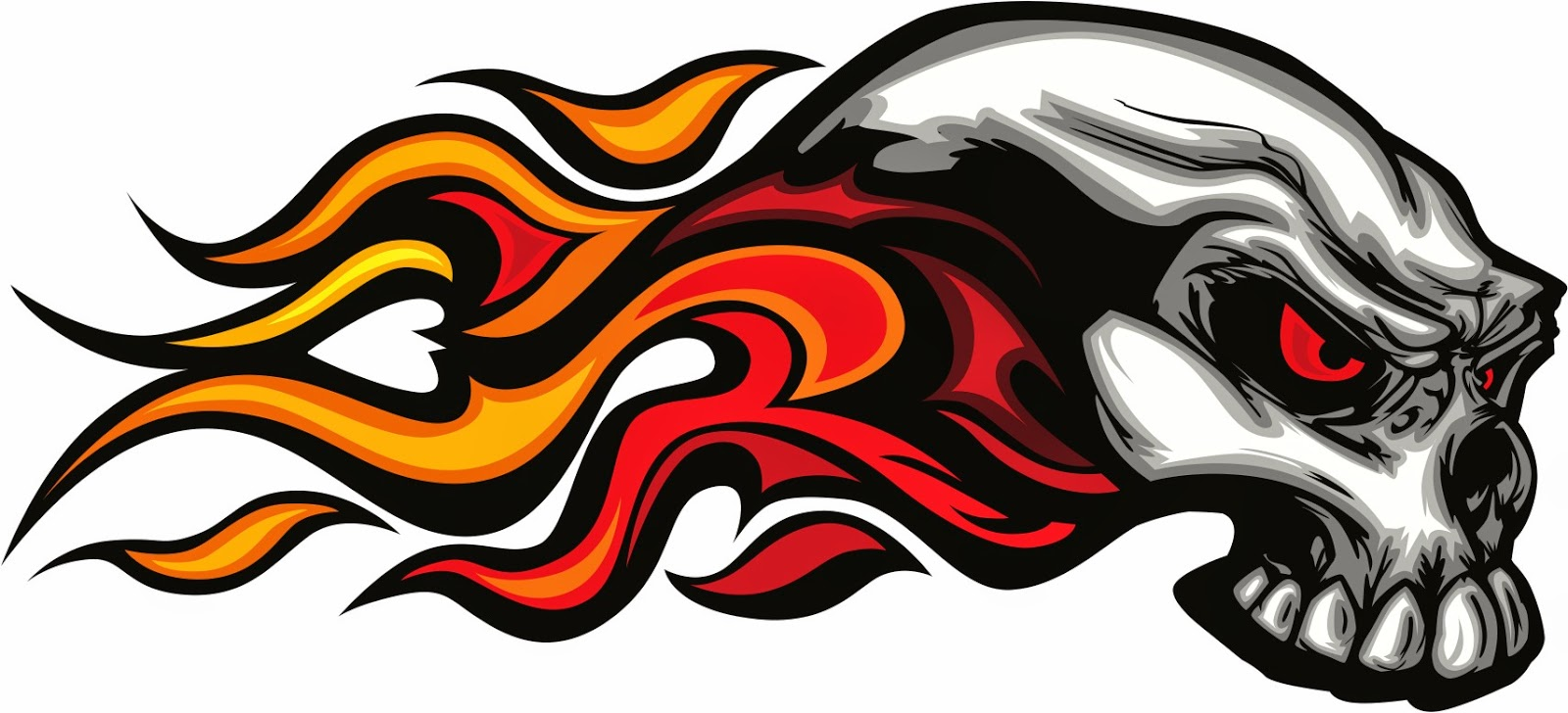 Car sticker design fire - Coimbatore For Customization