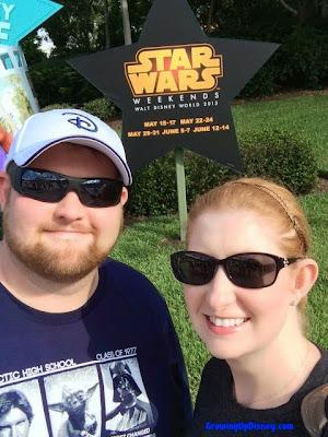 Star Wars Weekends, Growing Up Disney