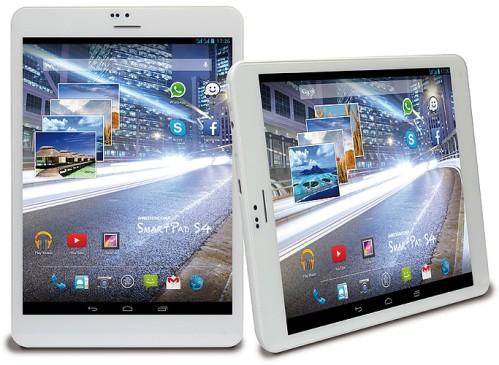 Nuovo tablet da 8 pollici con processore quad core per telefonare da Mediacom