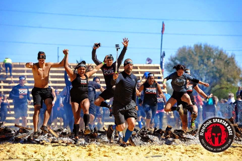 Team Dynasty OCR - Obstacle Course Racing Team - Beachbody OCR