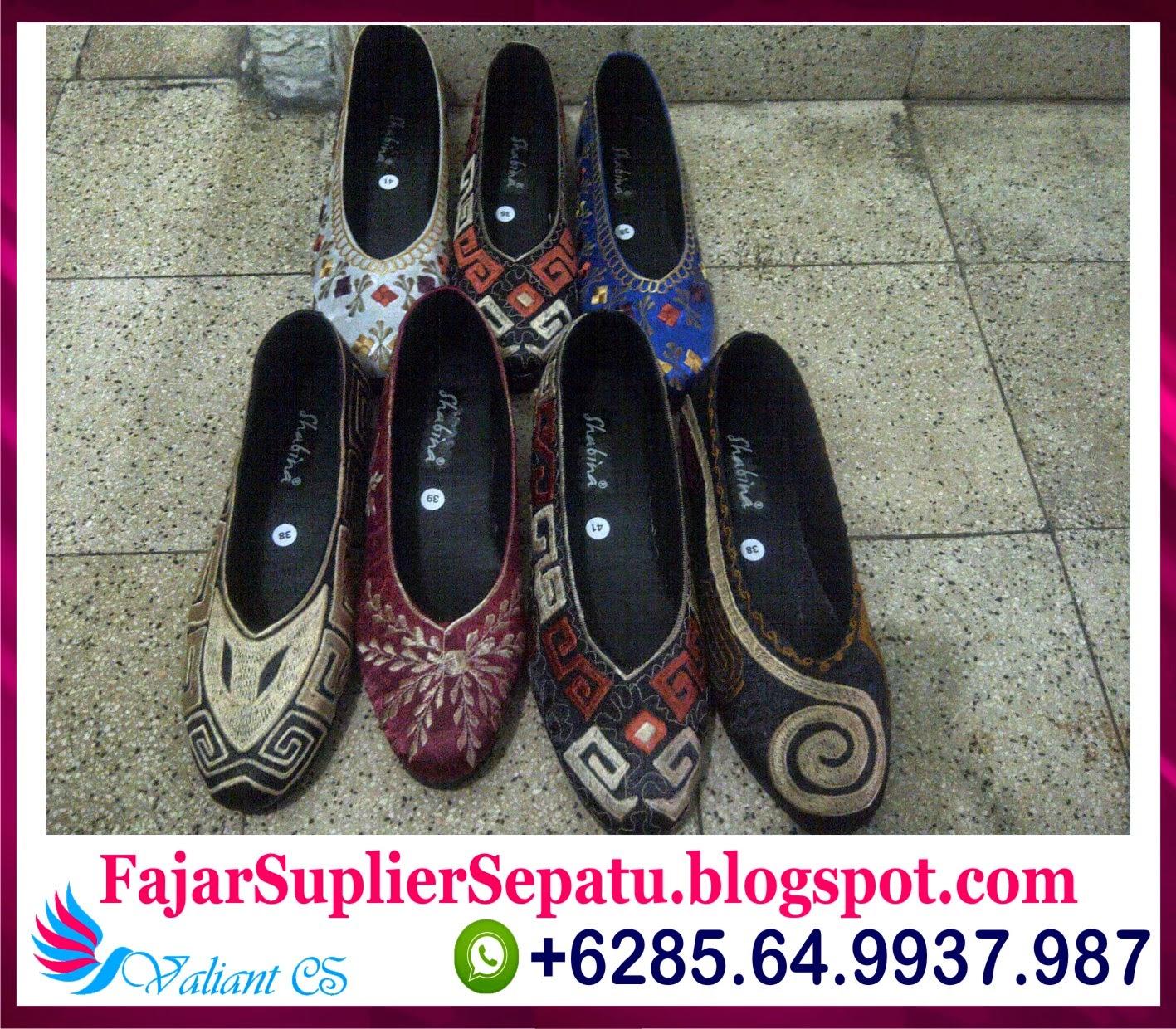 Sepatu Bordir Murah, Sepatu Online, Sepatu Wanita, +62.8564.993.7987