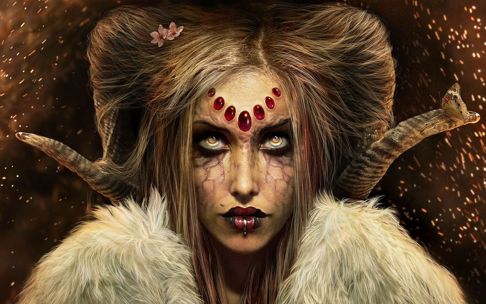 Fantasy women evil - photo#22