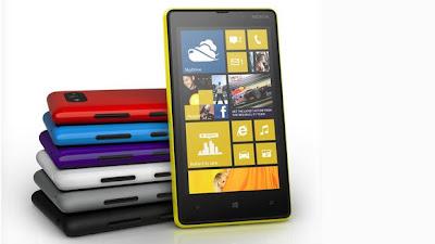 Nokia Lumia 820 ominaisuudet