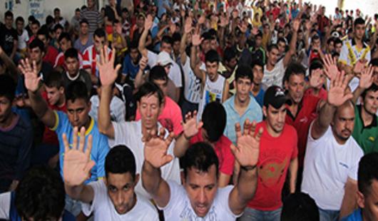 Miles de presos reciben a Cristo en cárceles de Paraguay