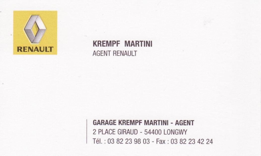 Bienvenue sur les traces de latiremont octobre 2012 for Garage renault krempf longwy