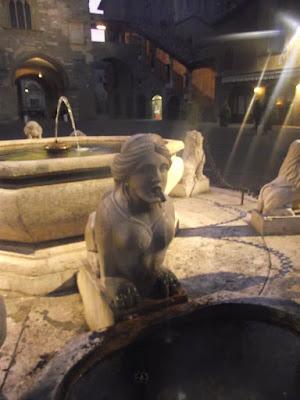 Fontana dei Contarini, Bérgamo