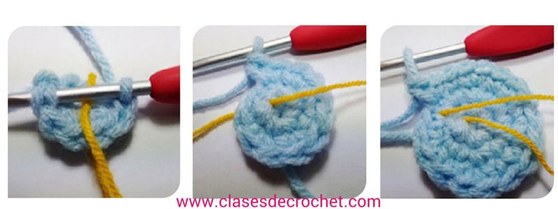 clases crochet, crochet paso a paso, amigurumis
