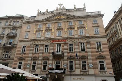 Store in Graben Vienna