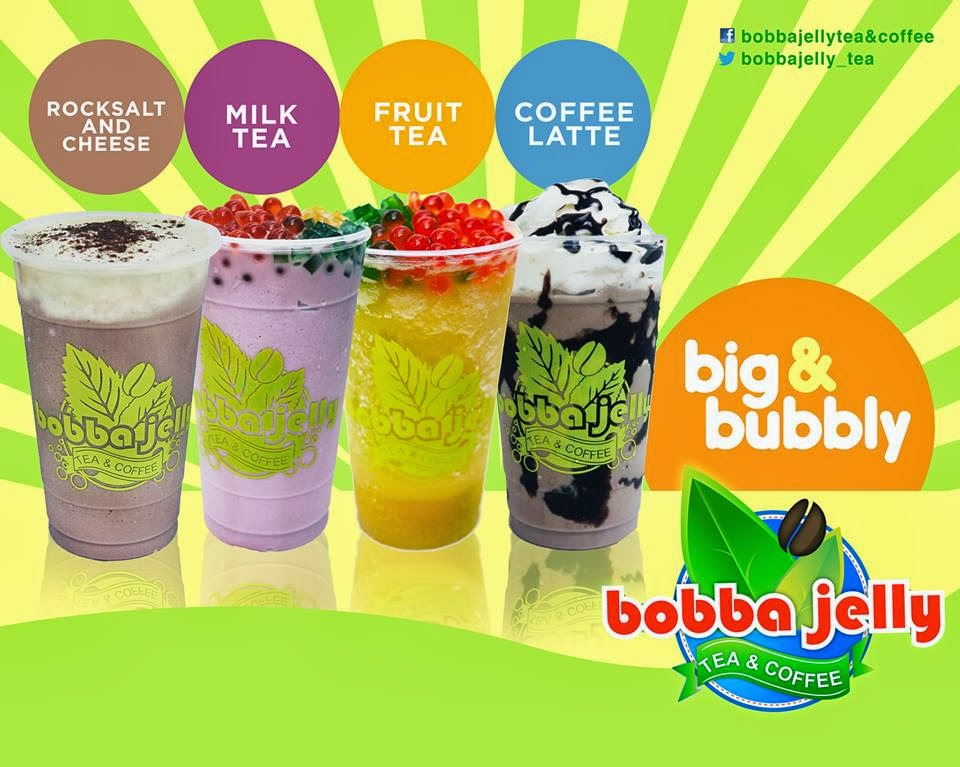 Bobba Jelly: Tea & Coffee