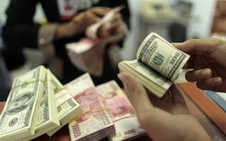 Nilai Tukar Rupiah Terhadap Dollar Terus Anjlok, Ini Penyebabnya