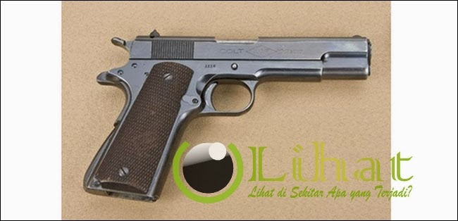 Pistol Tangan