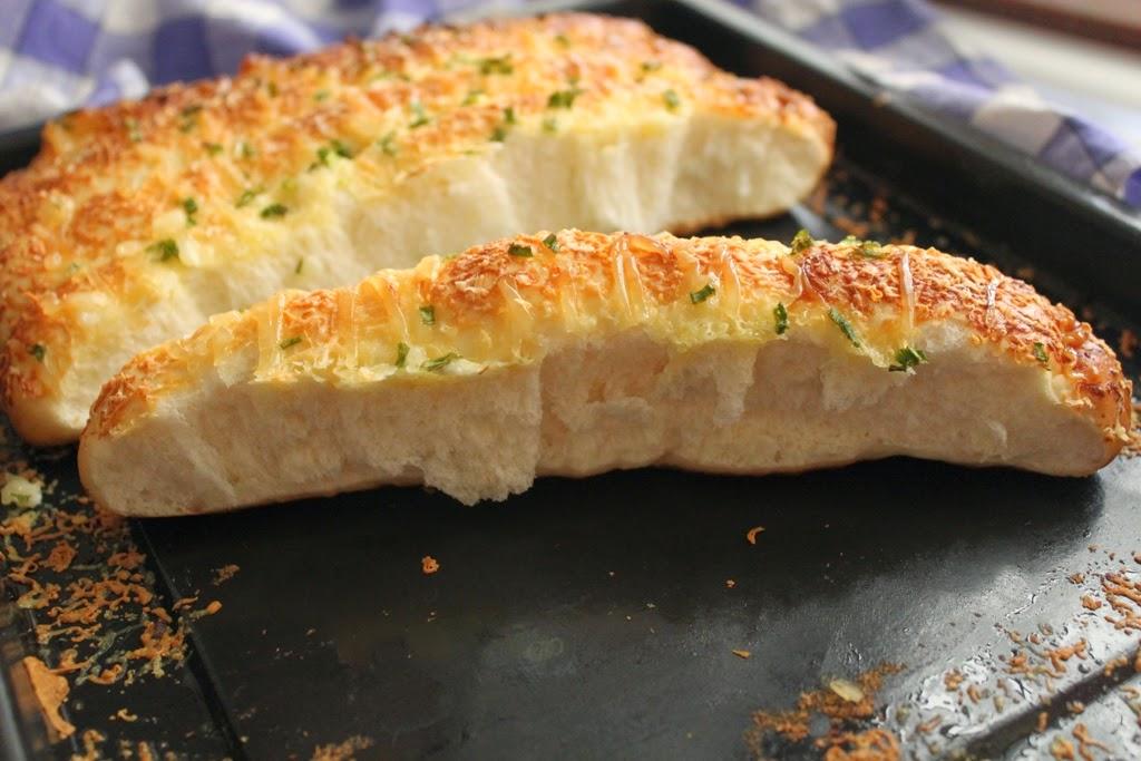 Onion cheese bread