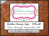25% off Rubber Stamps!