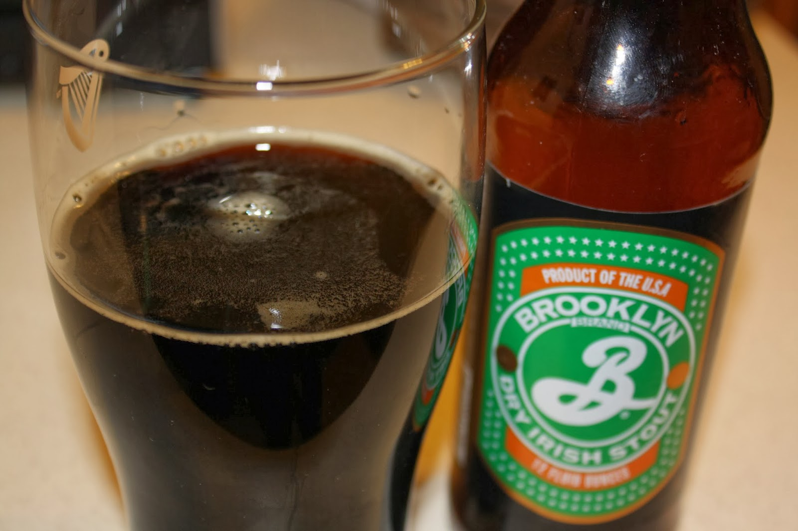 Brooklyn Brewery, Craft Beer, Dry Irish Stout