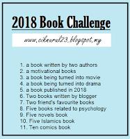 2018 Book Challenge