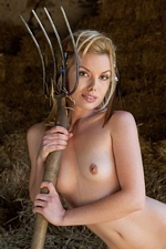 "Kala in ""At The Barn"" at FEMJOY"