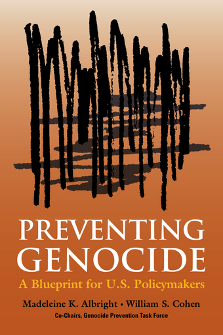 United States Institute for Peace Task Force Report: Preventing Genocide (2008)