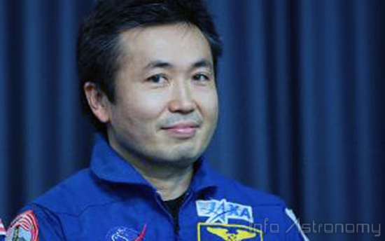 Astronot Jepang Akan Pimpin ISS Maret 2014