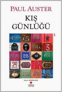 KIŞ GÜNLÜĞÜ, Paul Auster