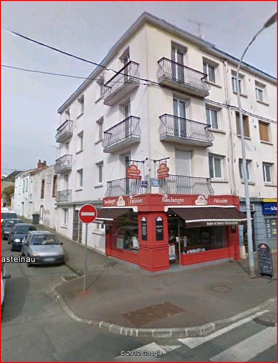 varia histoire g n alogie boulangerie rue du mar chal. Black Bedroom Furniture Sets. Home Design Ideas