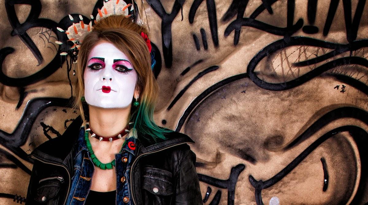 Sesión Fotográfica Geisha Punk I