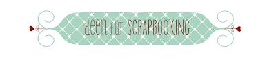 Ideen für Scrapbooking