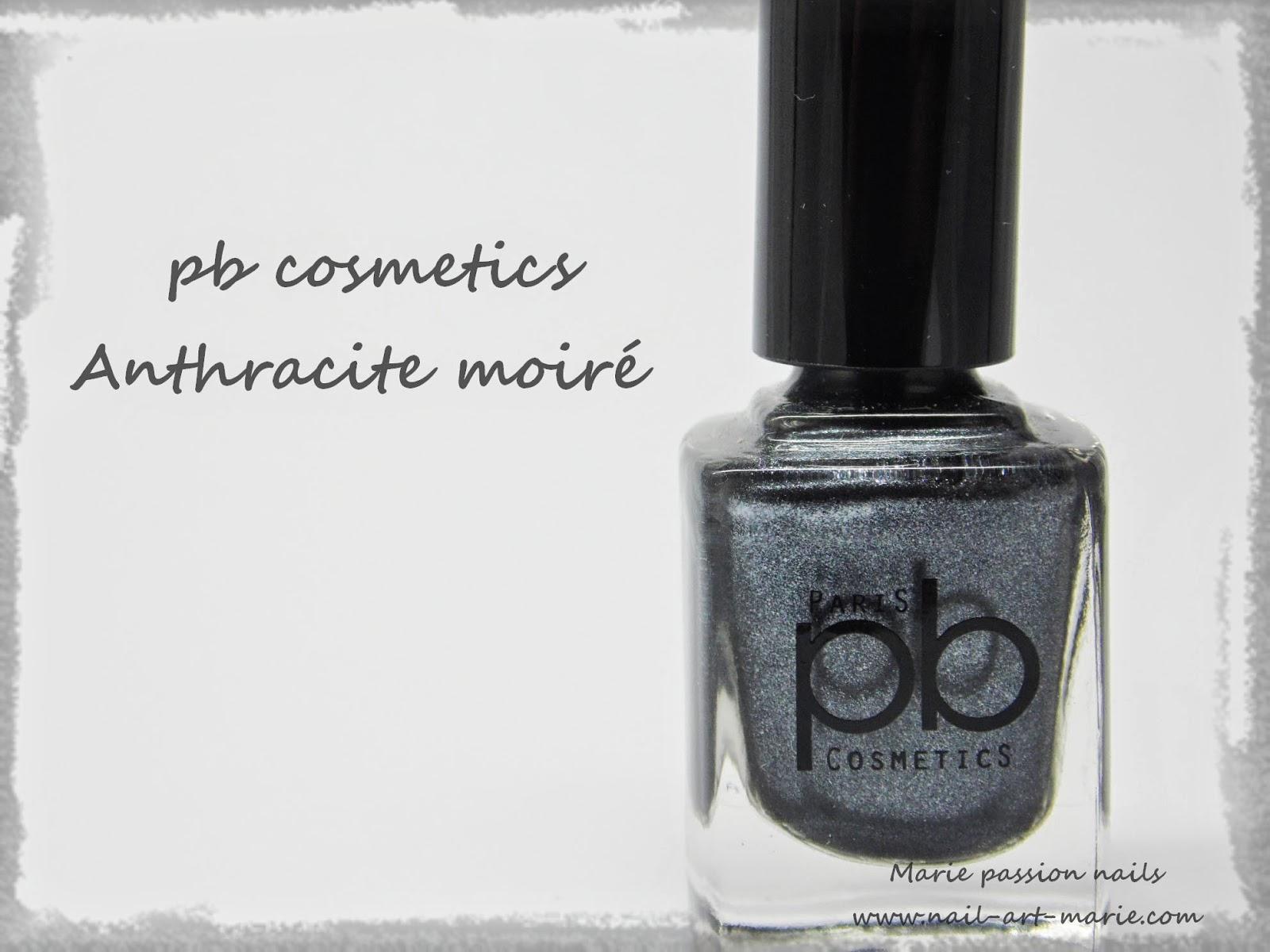 PB Cosmetics Anthracite Moiré1