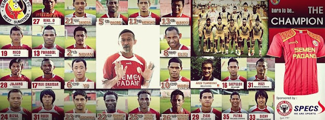 Semen Padang vs Warriors FC Grup E Piala AFC 2013