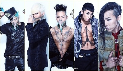 Miss Vixens Vanity G Dragon Of Big Bangs Fantastic Baby Music