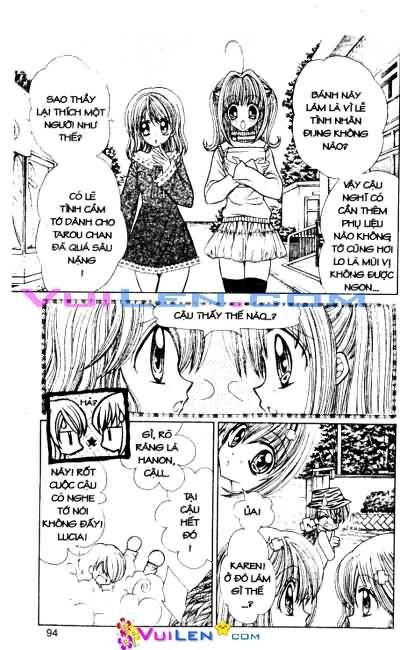 Viên Ngọc Nàng Tiên Cá Chapter 4 - Trang 94
