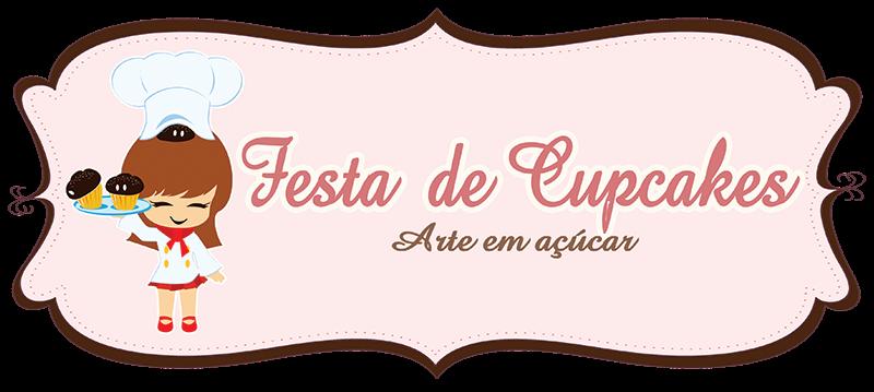 Festa de Cupcakes