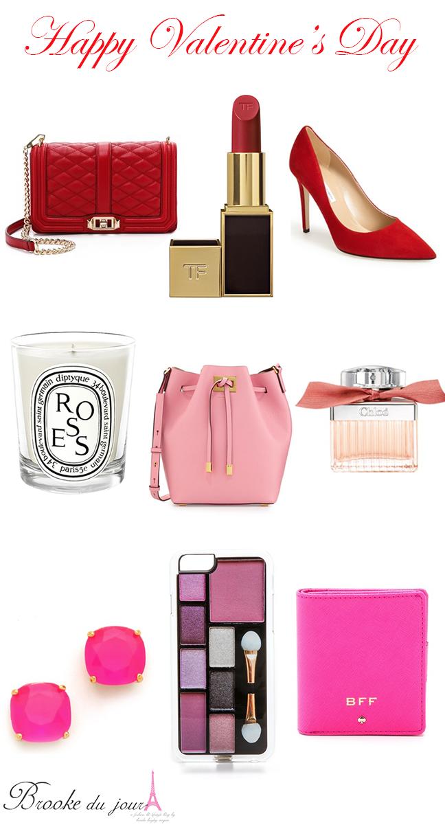Valentine's Day gift ideas Tom Ford red lipstick Nordstrom
