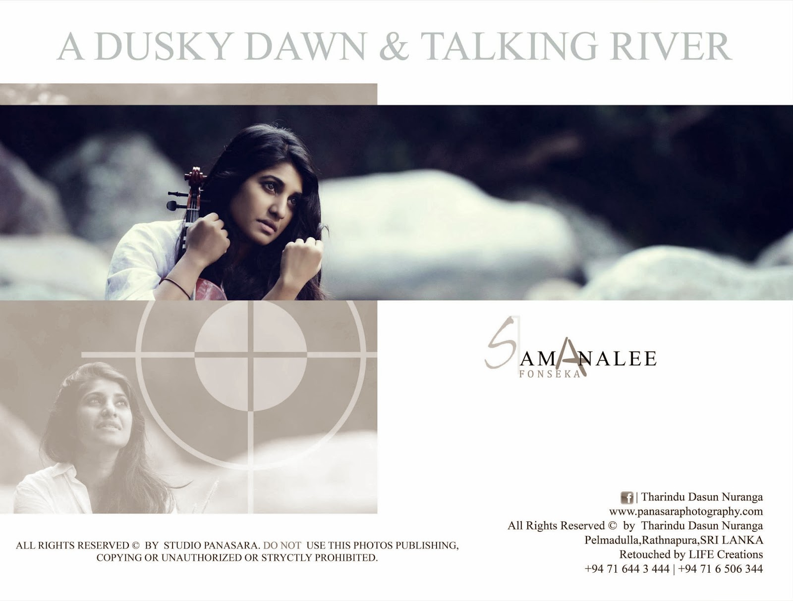 A DUSKY DAWN & TALKING RIVER