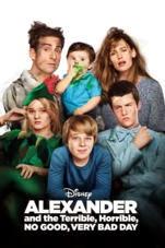 Alexander y un Dia Terrible Horrible Malo Muy Malo (2014)