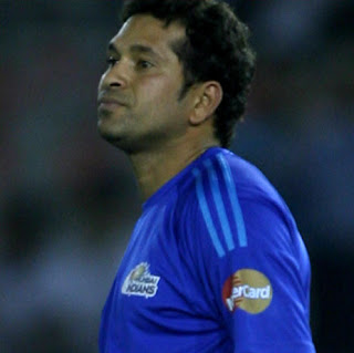 Sachin Tendulkar First IPL Century