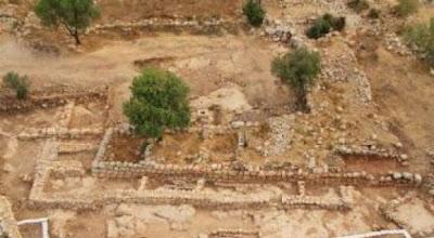 Situs Peninggalan Istana Nabi Daud