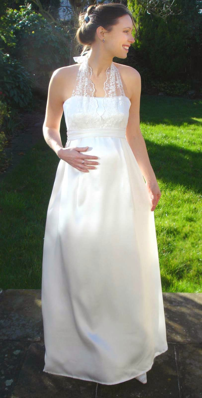 Designer Beach Maternity Wedding Dresses Photos HD Design Ideas