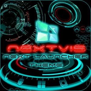 Download Nextvis Next Launcher Apk Full Pro v1.0