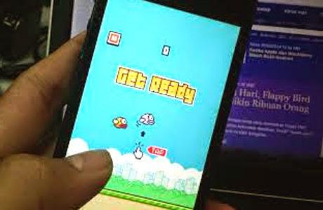 Flappy Bird Baru