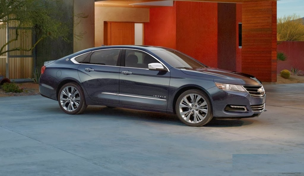 2015 Chevrolet Impala Review : New Cars Type | Car Reviews ...