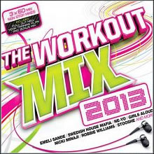 CD The Workout Mix 2013