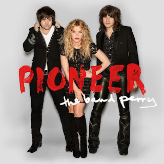 Band Perry, Second Album, Pioneer