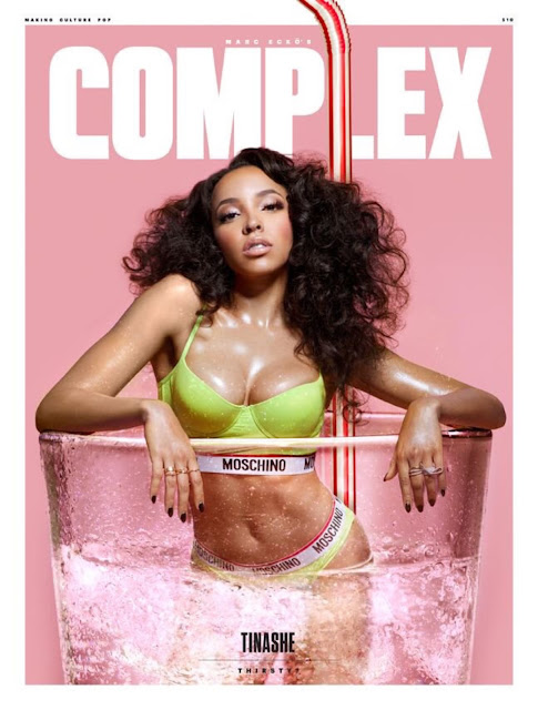 Tinashe x Complex mag melbourne
