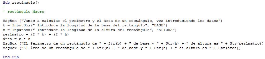 Visual Basic Usando Las Macros De Word Tecnolog 237 A E