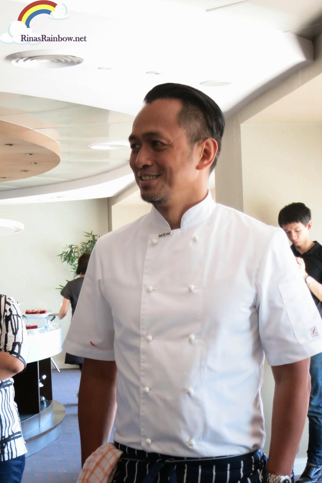 Chef Sau Del Rosario F1
