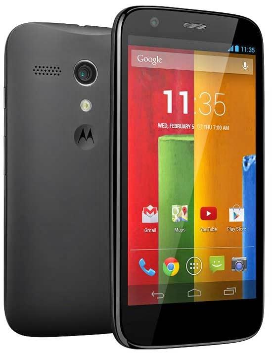 Daftar harga Hp merk Motorola Januari 2015